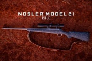 Model-21-Rifle