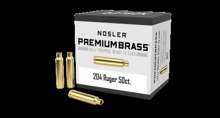 204 Ruger Premium Brass (50ct)