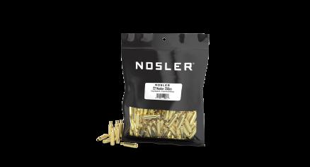 22 Nosler Bulk Unprepped Brass (250ct)