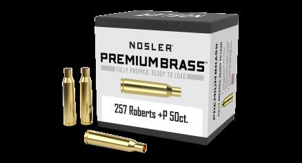 257 Rob +P Premium Brass (50ct)