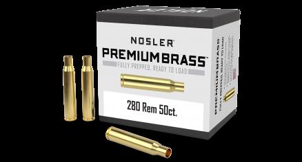 280 Rem Premium Brass (50ct)