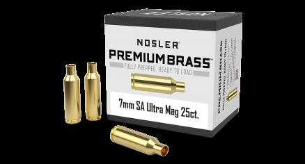 7mm SA Ultra Mag Premium Brass (25ct)