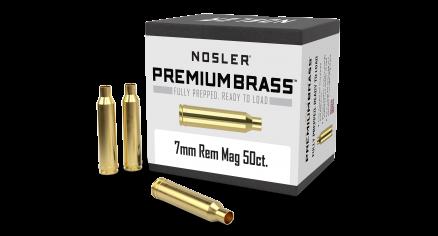 7mm Rem Mag Premium Brass (50ct)