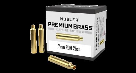 7mm RUM Premium Brass (25ct)