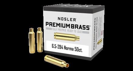 6.5x284 Norma Premium Brassa (50ct)