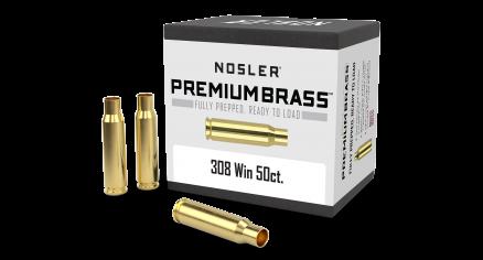 308 Win Premium Brass (50ct)