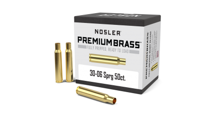 30-06 Spring Premium Brass (50ct)
