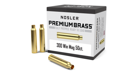 300 Win Mag Premium Brass (50ct)