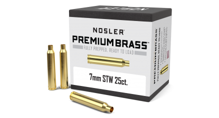 7mm STW Premium Brass (25ct)