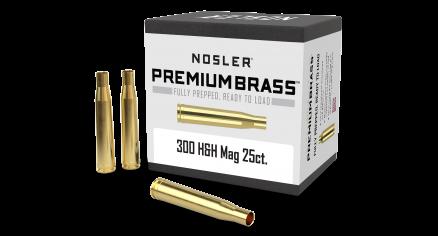 300 H&H Premium Brass (25ct)