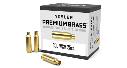300 WSM Premium Brass (25ct)