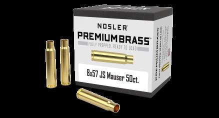 8x57 JS Mauser Premium Brass (50ct)