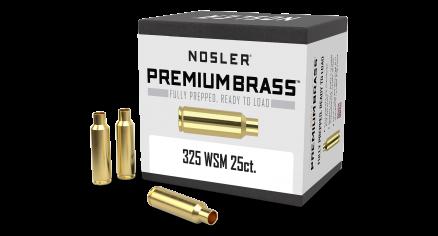325 WSM Premium Brass (25ct)