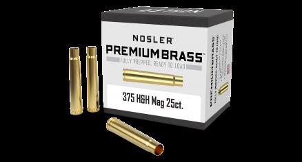 375 H&H Premium Brass (25ct)