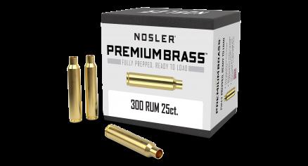 300 RUM Premium Brass (25ct)