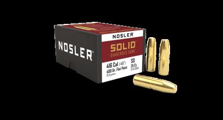 416 Caliber 400gr Solid (25ct)