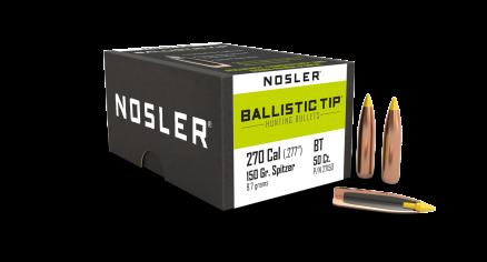 270 Caliber 150gr Ballistic Tip Hunting (50ct)