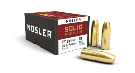 470 NE 500gr Solid (25ct)