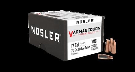 17 Caliber 20gr FBHP Varmageddon (250ct)