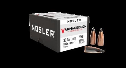 30 Caliber 110gr Varmageddon FB Tipped (100ct)