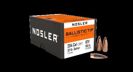 204 Caliber 32gr Ballistic Tip Varmint (100ct)