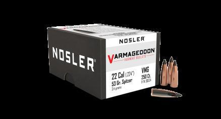 22 Caliber 53gr FB Tipped Varmageddon (250ct)