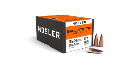 204 Caliber 32gr Ballistic Tip Varmint (250ct)