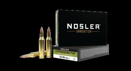 243 Winchester 90gr Expansion Tip Ammunition