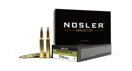 270 Winchester 130gr Expansion Tip Ammunition