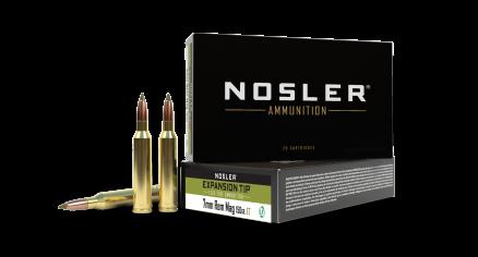 7mm Rem Mag 150gr Expansion Tip Ammunition