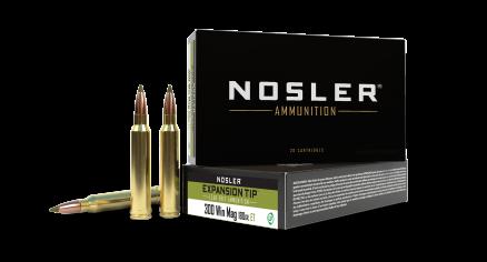 300 Winchester Magnum 180gr Expansion Tip Ammunition