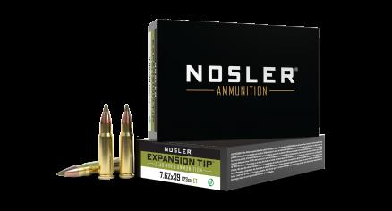 7.62x39 123gr Expansion Tip Ammunition