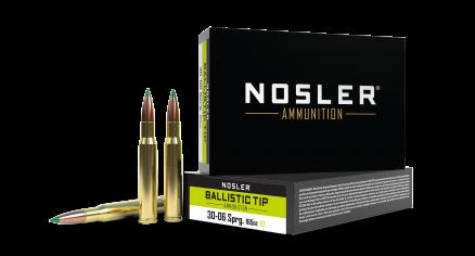 30-06 Springfield 165gr Ballistic Tip Hunting Ammunition