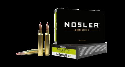 7mm Rem Mag 150gr Ballistic Tip Hunting Ammunition