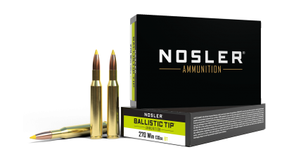 270 Win 130gr Ballistic Tip Hunting Ammunition