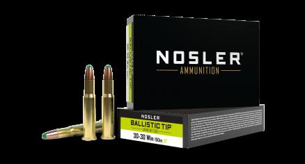 30/30 Winchester 150gr Ballistic Tip Hunting Ammunition