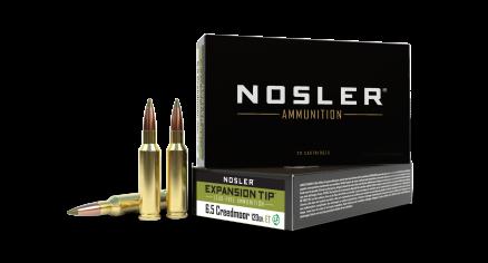 6.5 Creedmoor 120gr Expansion Tip Ammunition