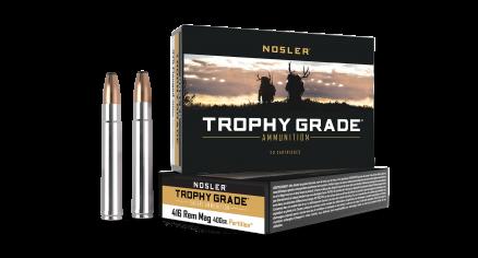 416 Remington Mag 400gr Trophy Grade-Safari Partition Ammunition