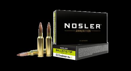 6.5 Creedmoor 120gr Ballistic Tip Ammunition