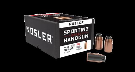 44 Caliber 300gr JHP Sporting Handgun (100ct)