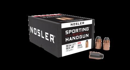 38 Caliber 158gr JHP Sporting Handgun (250ct)