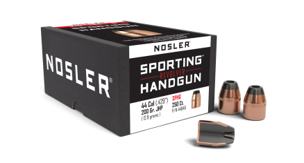 44 Caliber 200gr JHP Sporting Handgun (250ct)