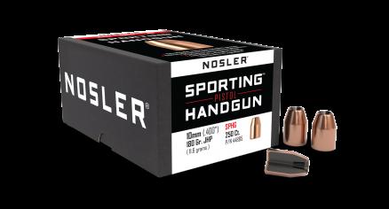 10mm 180gr JHP Sporting Handgun (250ct)