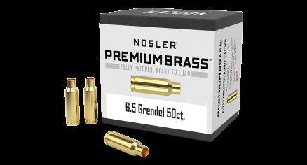 6.5mm Grendel Premium Brass (50ct)