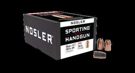 10mm 200gr JHP Sporting Handgun (250ct)