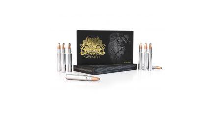 450 Rigby 500gr Partition Safari Ammunition