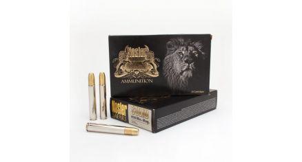 458 Winchester Mag. 500gr Solid Safari Ammunition