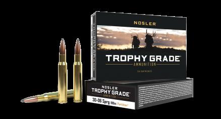 30-06 Springfield 180gr Partition Trophy Grade Ammunition