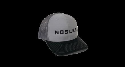 Nosler Logo Trucker Hat