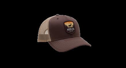 Nosler Sunset Buck Trucker Hat